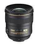 Nikon Nikkor AF-S 24mm f/1.4 ED G Camera Lens