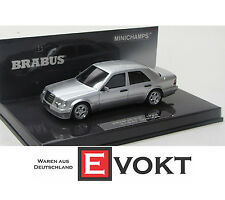Minichamps Mercedes-Benz 500E W124 Brabus 6.5 1989 1:43 Model Car Genuine New