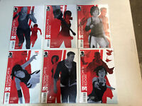 Mirror's Edge Exordium (2015) #1 2 3 4 5 6 1-6 (VF/NM) Complete Set Dark Horse