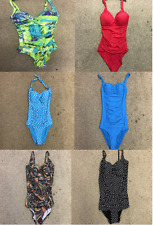 EX Marks and Spencer Secret Slimming Tummy Control Swimming Costume 14 Styles
