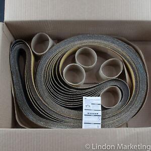 3M Cubitron 967F Belt, 2 in x 132 in, 36+ YF-weight, Film-Lok Splice, box of 10
