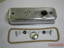 Rocker Cover Kit - Alloy, B Ser Eng, MG, Austin, Morris, Wolseley, Riley