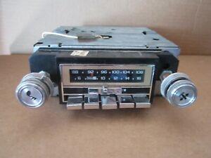 1982 DELCO AM-FM MODEL 16001700 RADIO, CHEVROLET, GMC, BUICK, PONTIAC, OLDS
