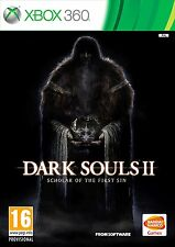 Xbox 360 Dark Souls II 2: Scholar of the First Sin Brand New Sealed Game