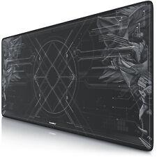 Titanwolf- Premium Gaming Mauspad   900x400mm   Tischunterlage  rutschfest   XXL
