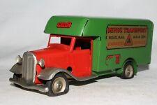 594ms Triang Minic che Si Muove Camion Furgone, Originale