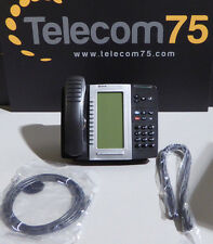 Lot of 10 Mitel 5330 Phones   50005804  Backlit   Dual Mode