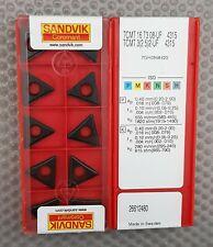 SANDVIK CARBIDE INSERTSTCMT 16 T3 08-UF TCMT 3(2.5)2-UF Grade 4315