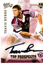 Autograph Manly Sea Eagles Modern (1970-Now) NRL & Rugby League Trading Cards