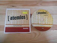 CD Pop Atemlos - Atemlos (12 Song) Promo EDEL REC