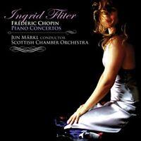Ingrid Fliter - Chopin: Piano Concertos 1 and 2 [CD]