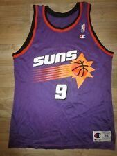 Dan Majerle 1992-93 Phoenix Suns NBA Champion Jersey 44 Authentic