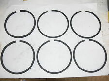 1948 to 1964 HARLEY DAVIDSON 1200 cc .010 OVER SIZE PISTON RINGS
