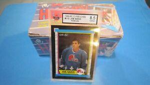 1989-90 O-Pee-Chee OPC #113 Joe Sakic RC Rookie Mint KSA 8.5 complete 1989 set