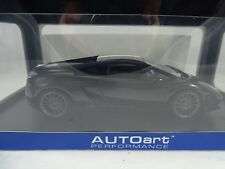 1:18 AUTOART #74631 Lamborghini Gallardo LP550-2 VB Balboni ed. NOIR RARE §