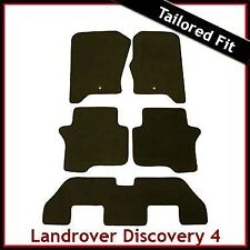 Landrover Discovery 4 (2009 2010 2011) 7Seater Tailored Fitted Car Mat