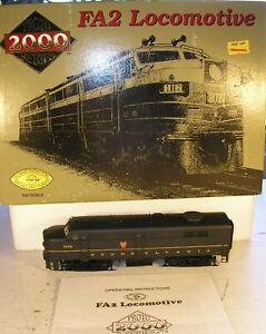 PROTO 2000 #8374 FA2 Pennsylvania PRR #9620, RUNS WELL, C4-7?