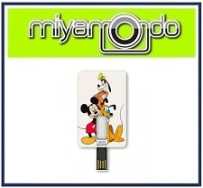 Original TRIBE Disney Group Mickey Mouse & Friends 8GB USB Card USB Drive Thumb