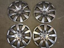 "Set of 4 61136 Toyota Camry 2004 2005 2006 15"" Hubcaps Wheel Covers NEW"