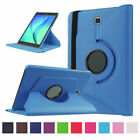 360 Rotating Smart Case PU Leather Stand Cover For iPad Pro 11 2021 12.9'' 9.7''