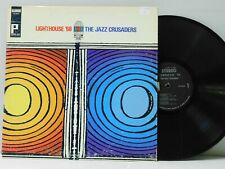 Jazz Crusaders LP Lighthouse 68 on Pacific Jazz gatefold