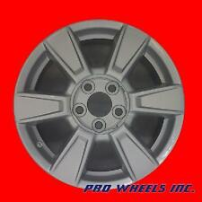 "GMC TERRAIN 2010 2011 2012 2013 17"" SILVER FACTORY ORIGINAL OEM WHEEL RIM 5449"