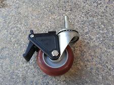 Caster 3.5 W Brake , 3600071-1x4, 4 pieces per lot