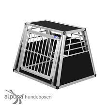 N11 Trasportino per Cane Gitterbox Alluminio Scatola Cani Alubox Auto
