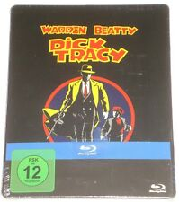 Dick Tracy Steelbook   Blu Ray NEU