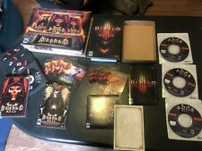 Diablo II Battle Chest/ Diablo III PC Video Game Mixed Lot