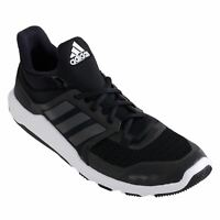adidas adipure 360.3 Running Shoes Mens Gym Fitness Run Trainers Black AQ6136