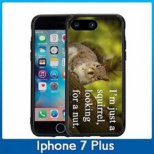 I'm Just A Squirrel Looking For Nut For Iphone 7 Plus & Iphone 8 Plus (5.5) Case