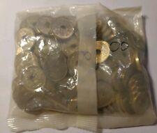 LADOBLA - Bolsa 100 Monedas 25 Ptas PESETAS 2000 FNMT España Sin Circular