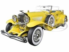 "1934 DUESENBERG II SJ ""THE GREAT GATSBY"" MOVIE (2013) 1/18 GREENLIGHT 12927"