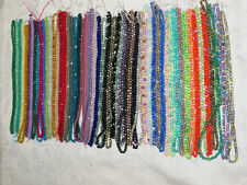 Wholesale Bulk Giant Lot czech fire-polished beads : 54 colors ,crystal , 4mm