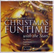 CD NEU/OVP - Christmas Funtime With The Stars - The Finest Seasonal Classics