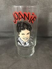 Joanie Happy Days Dr Pepper 1977 Glass Collector Cup