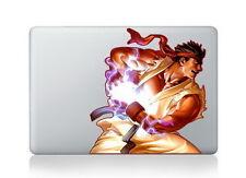Street fighter Revenge vinyl decal, sticker for Apple Macbook Pro Mac 13inch