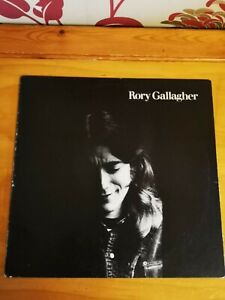 Rory Gallagher LP. Used In Very Good Condition