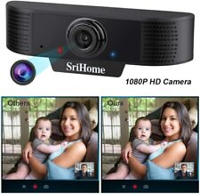 Full HD 1080P Webcam Conference Video Calling Computer Web Camera w/ Microphone
