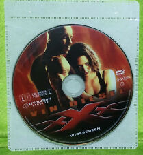 Xxx (Dvd, 2002, Widescreen Special Edition)Vin Diesel - Disc Only