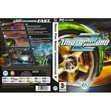 PC GAME REGION FREE Need For Speed: Underground 2 (SN) 2 CD