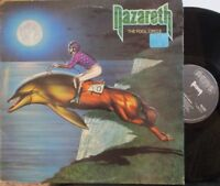NAZARETH ~ The Fool Circle ~ VINYL LP IRISH PRESSING