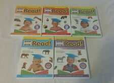 LOT OF 5 Your Baby Can Read 1 2 3 Starter Review DVD  Robert Titzer Ph.D