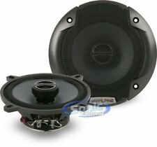 "ALPINE 400W 5.25"" Type-E Coaxial 2-way Car Speakers 