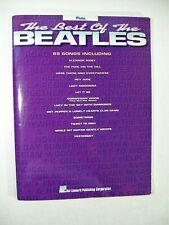 The Best Of The Beatles Flute Music Songbook Hal Leonard 99 Songs