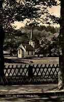 Kirchen Motiv-Postkarte DDR 1965 Kirche in ELEND Harz Ansichtskarte ungelaufen