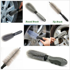 2 In 1 Auto Wheel Rim Tire Professional Cleaning Washing Brush Tools For Peugeot
