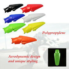 7 Colors Dirt Bike Motocross Enduro Rear Fender Mudguard Aerodynamic design