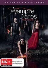 Vampire Diaries : Season 5 (DVD, 2014, 5-Disc Set)